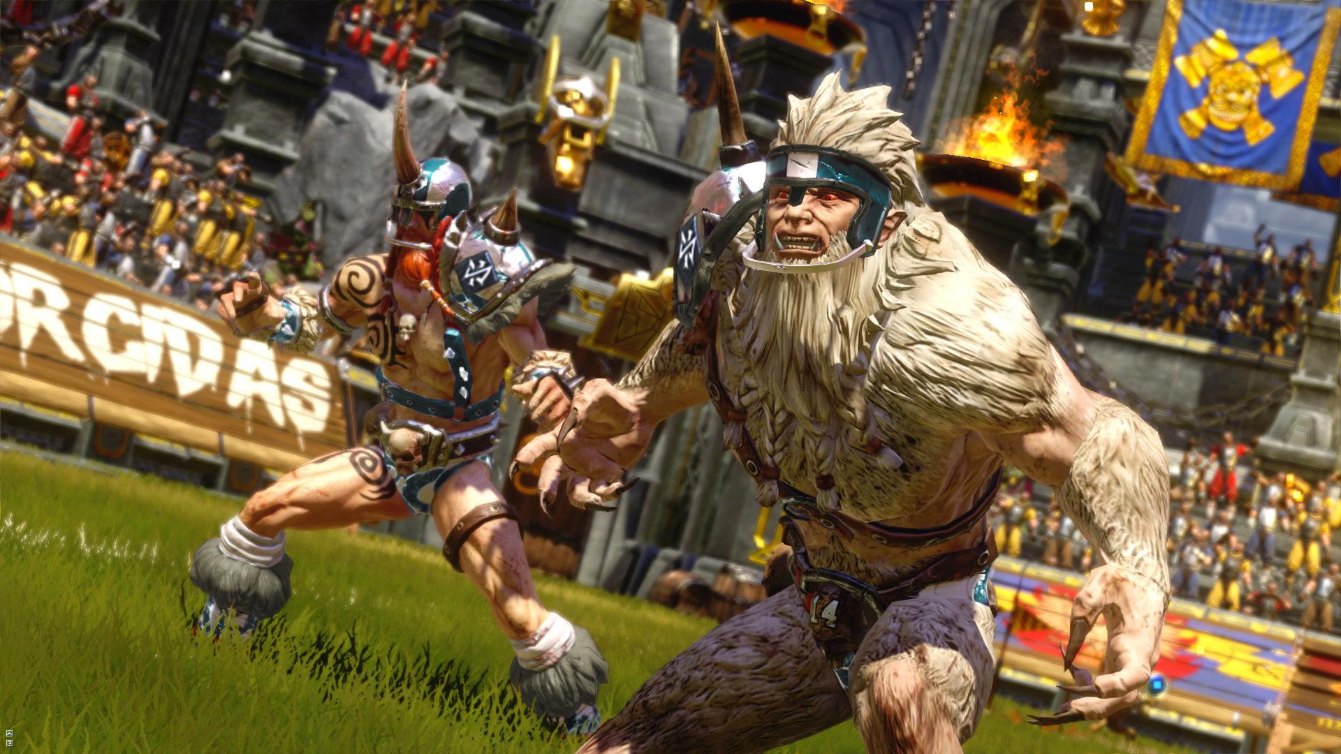 Blood Bowl 2 - Norse screenshot