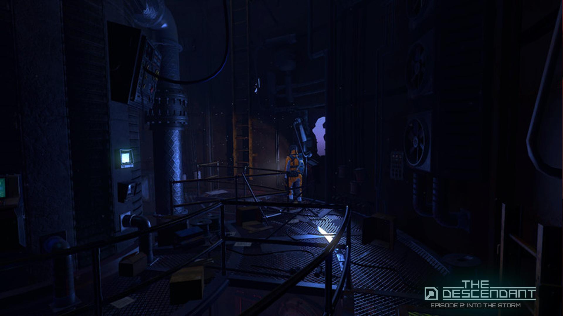 The Descendant: Rest of Season screenshot