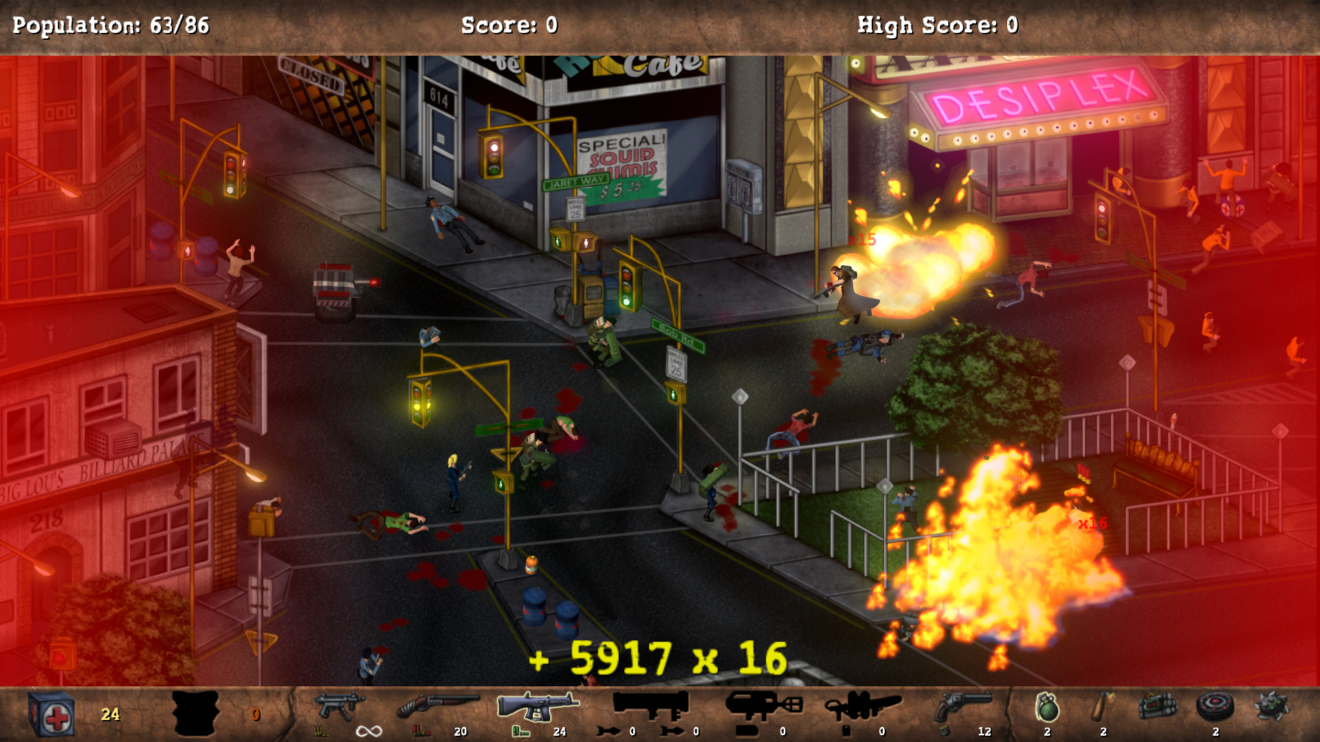 POSTAL Redux Screenshot 3