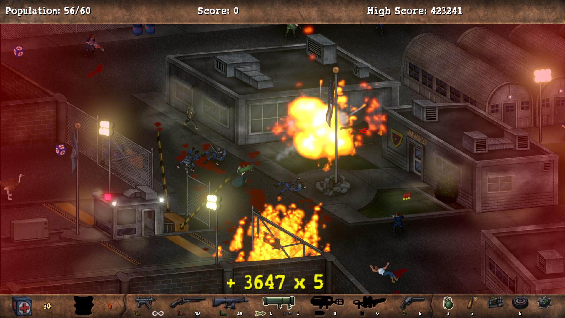 POSTAL Redux screenshot