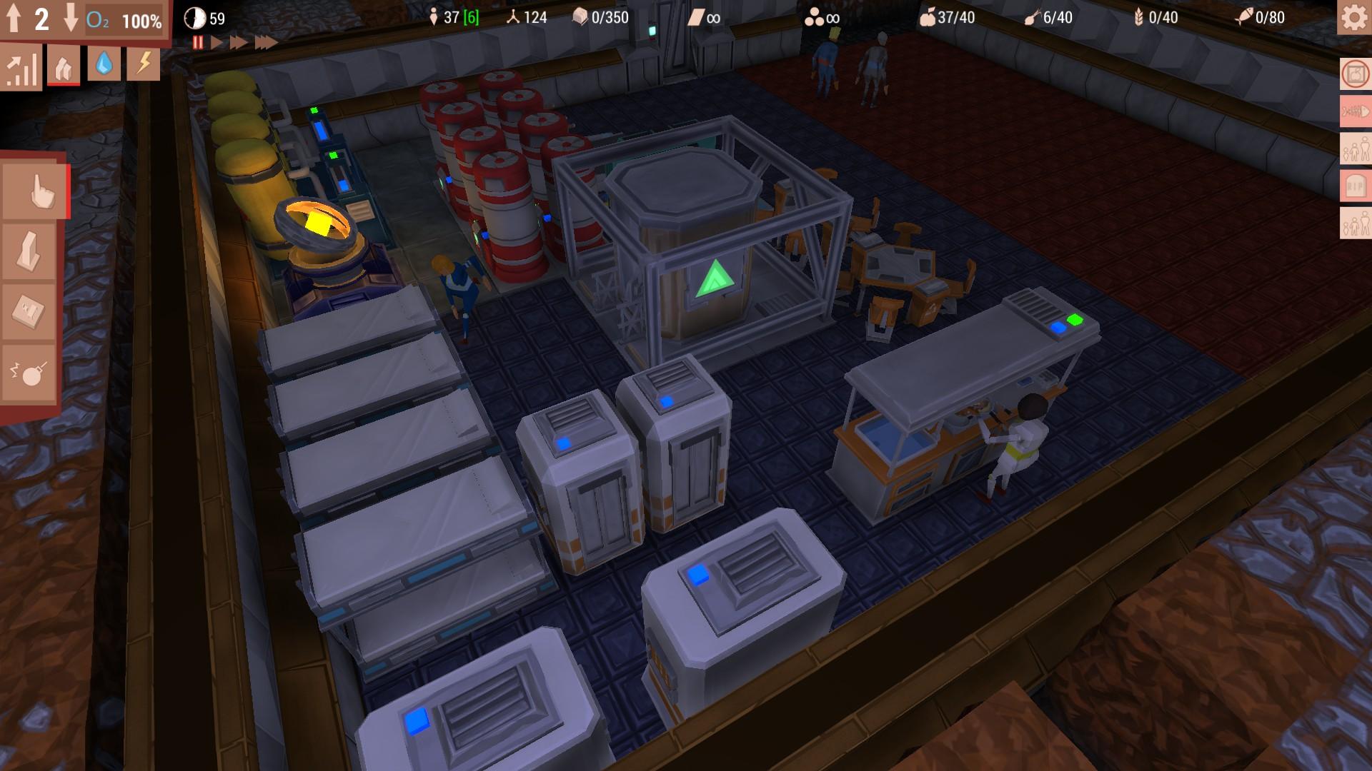 Life in Bunker image 2