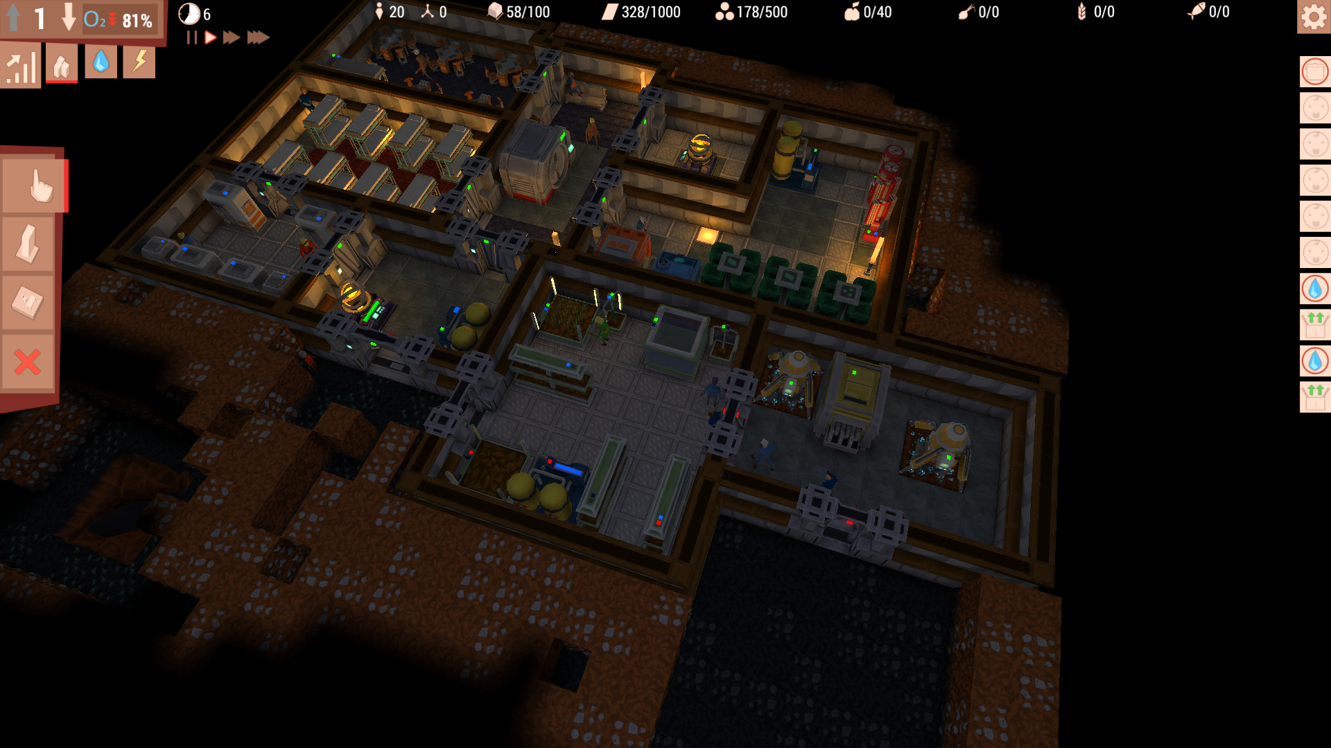Life in Bunker screenshot