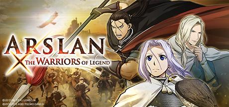 Arslan the warriors of legend скачать игру