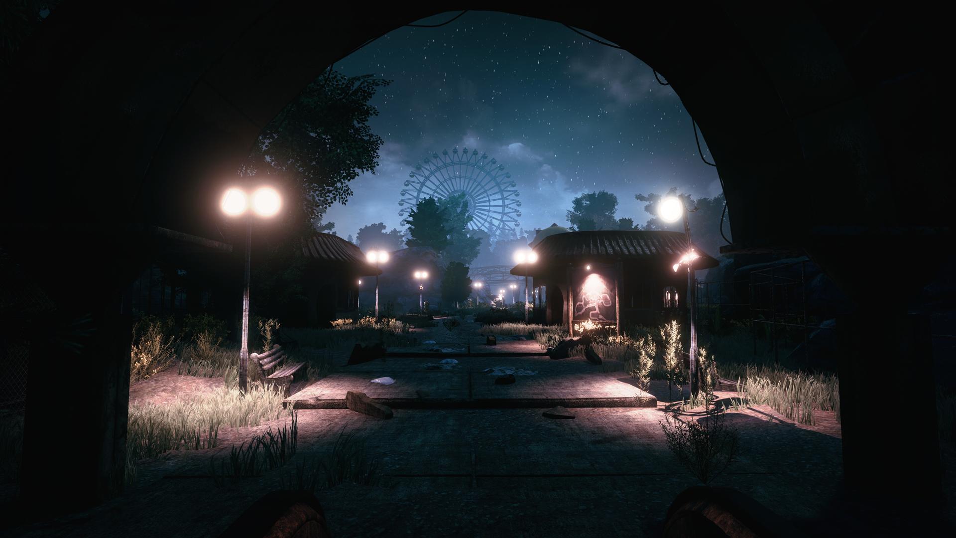 The Park screenshot