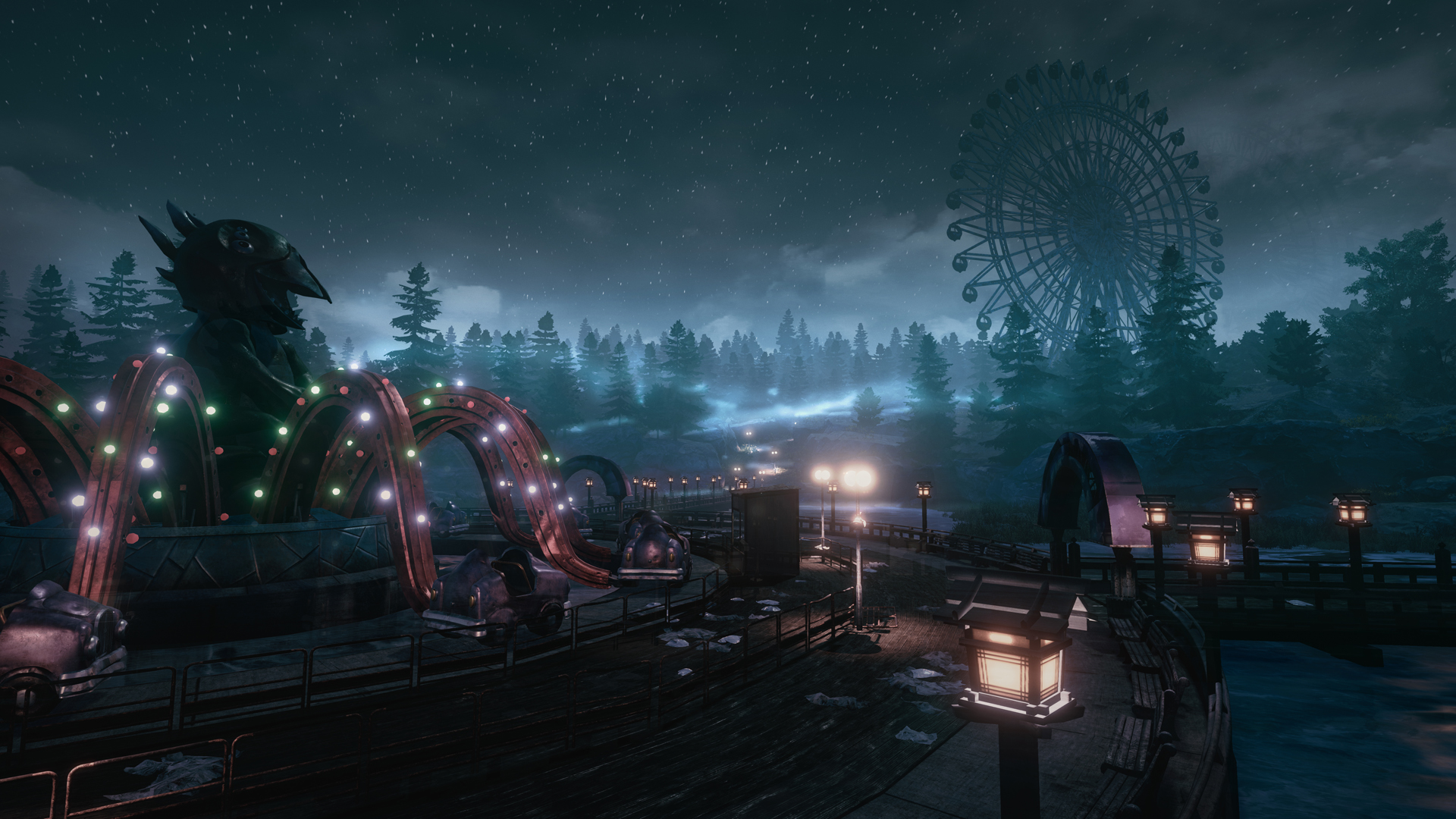 The Park screenshot 2