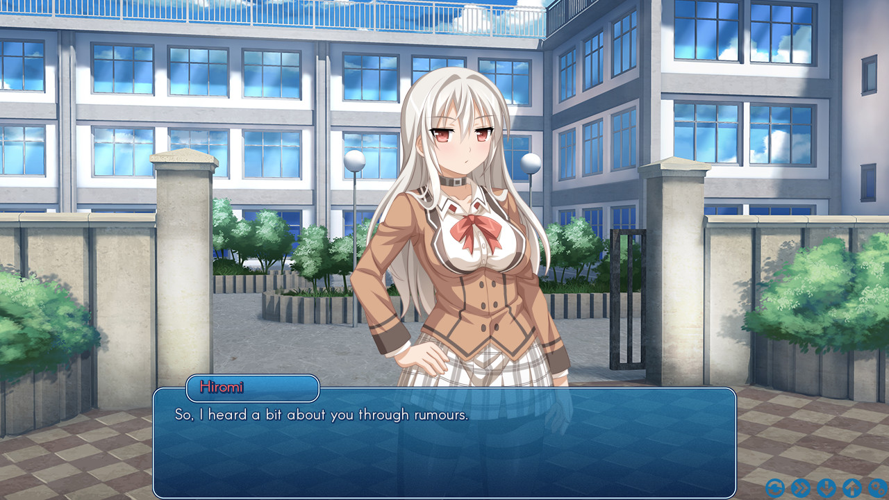 Sakura Swim Club screenshot