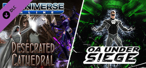 DC Universe Online™ - Episode 16: Desecrated Cathedral / Oa Under Siege