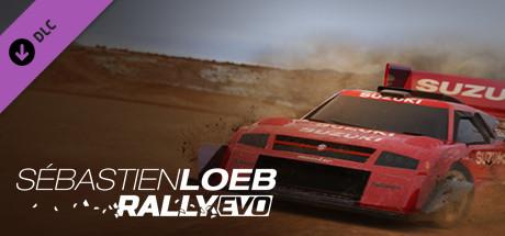 Sébastien Loeb Rally EVO - Pikes Peak Pack Suzuki Escudo PP