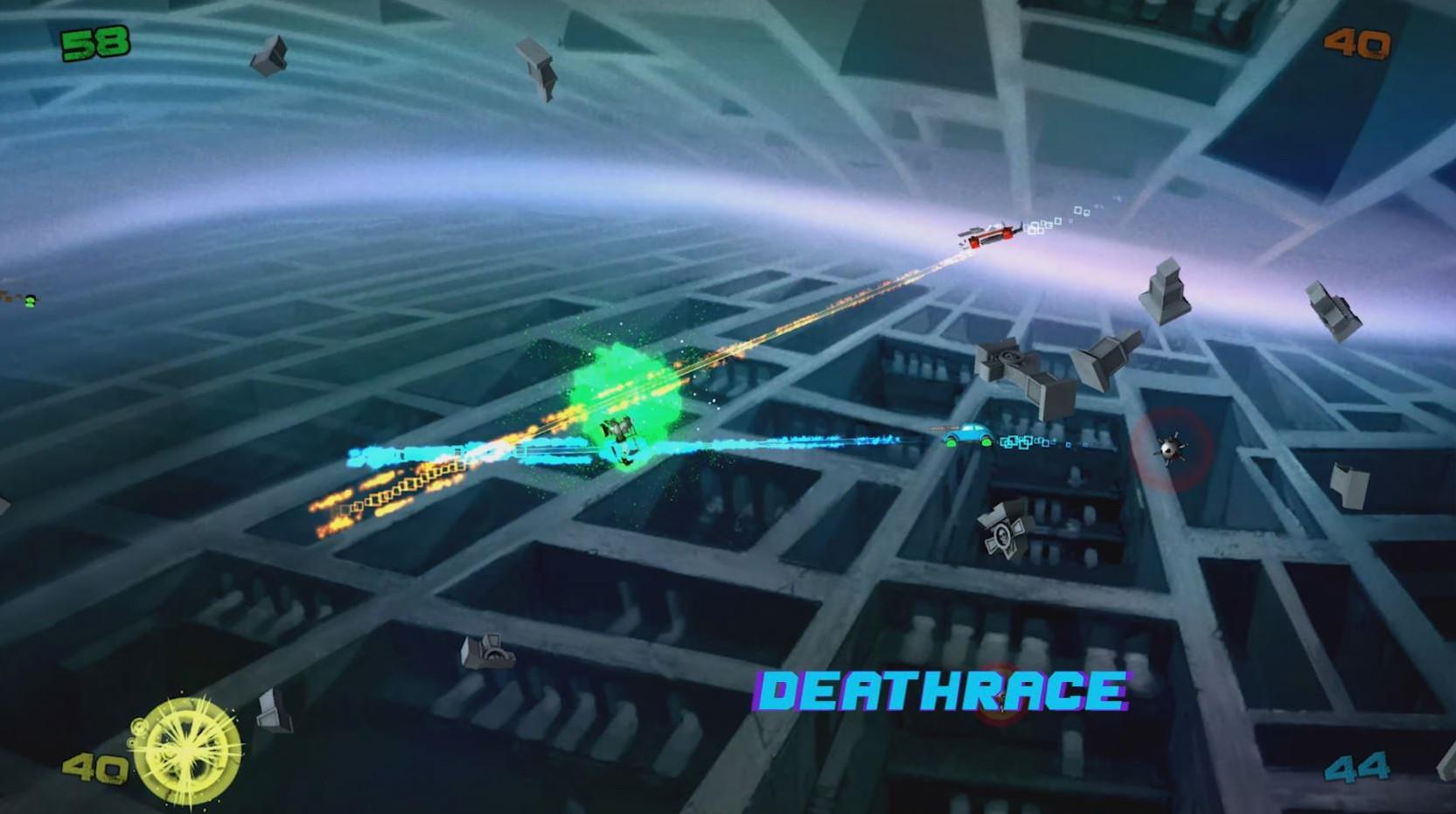 Hyperdrive Massacre screenshot