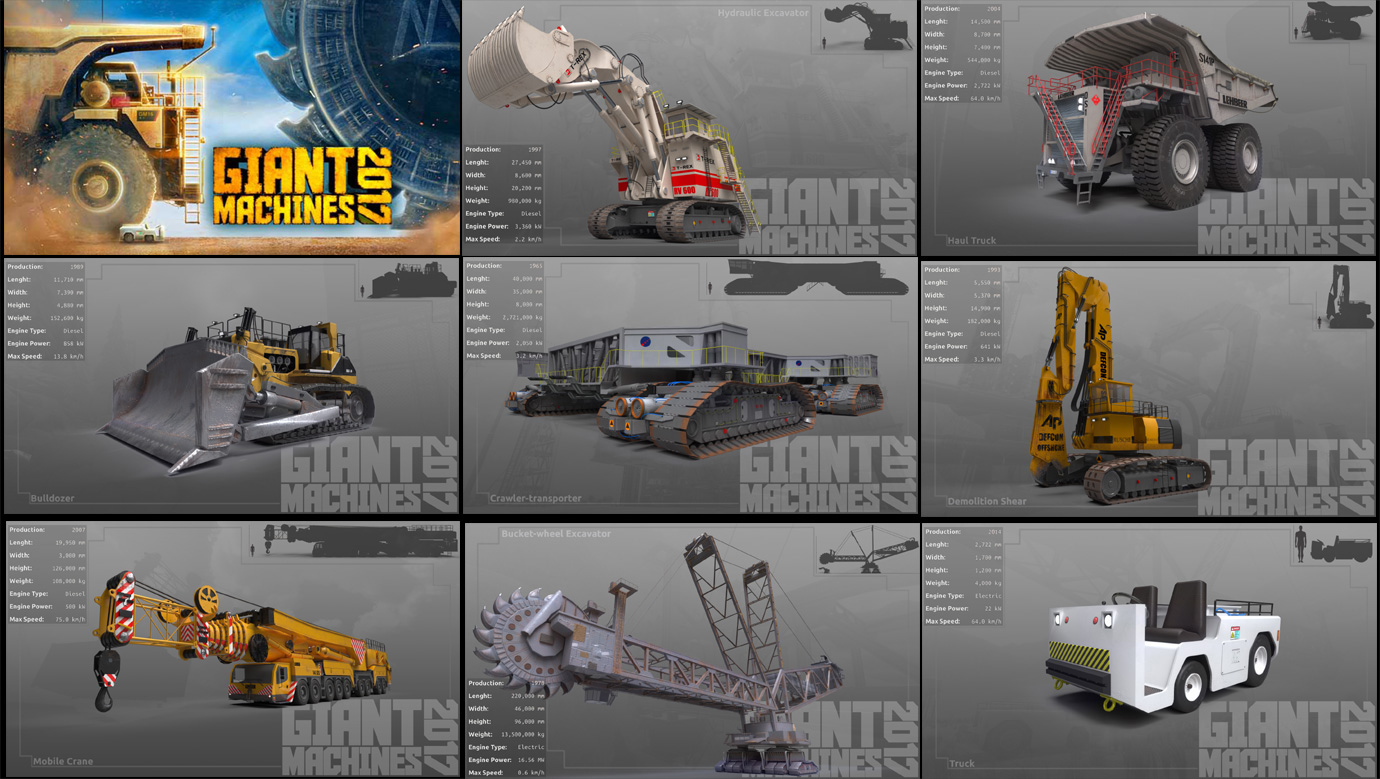 Giant machines 2017 free full download codex pc games