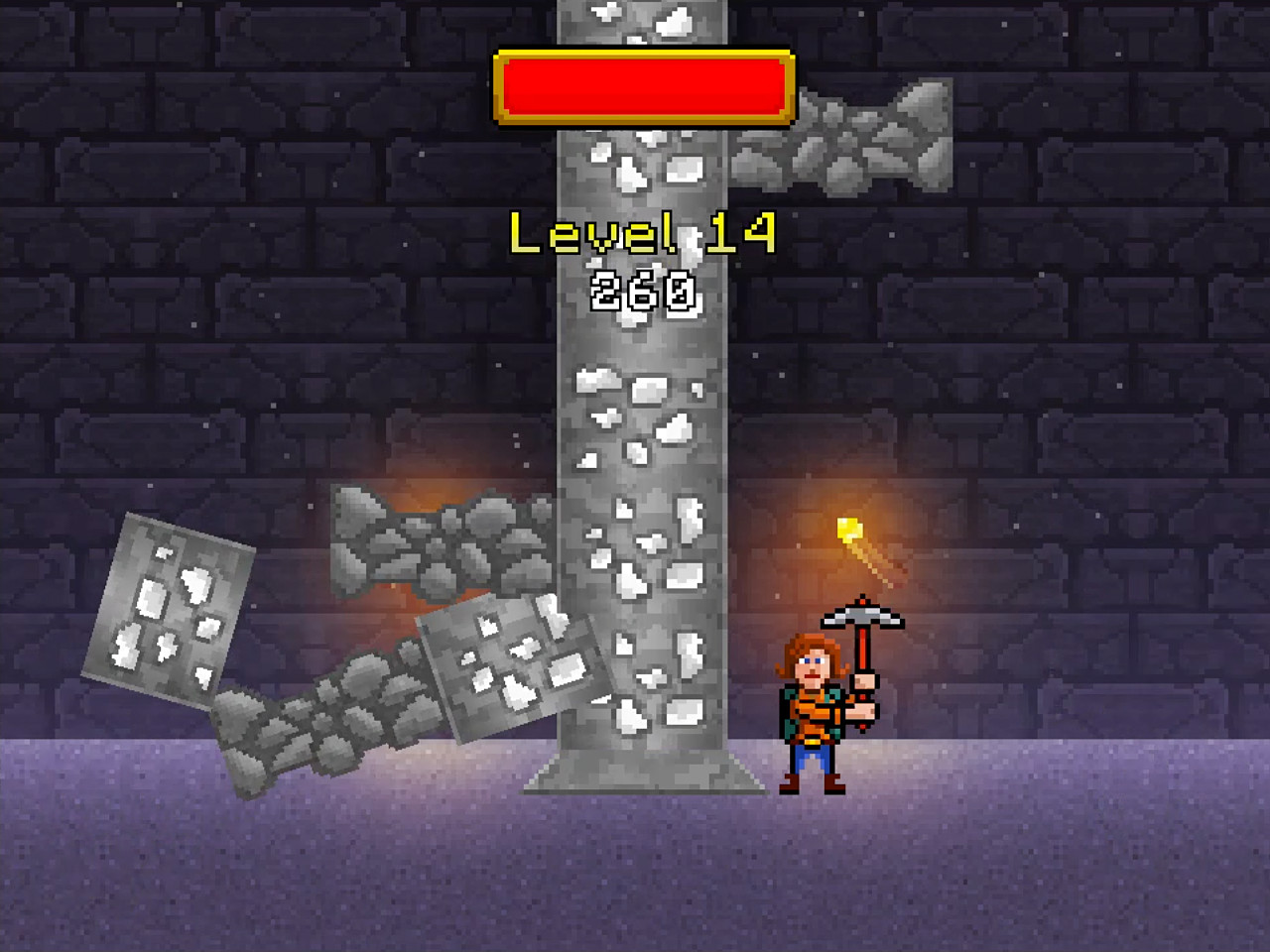 Miner Mayhem screenshot