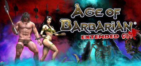 Allgamedeals.com - Age of Barbarian Extended Cut - STEAM