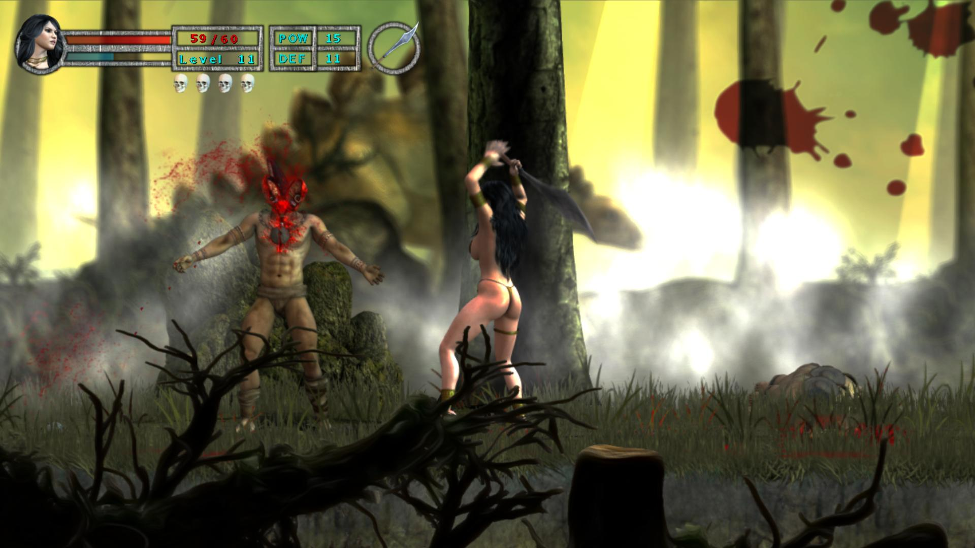 Age of Barbarian Extended Cut Screenshot 2