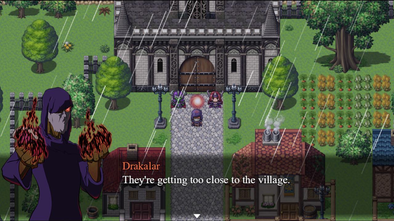 Dungeons of Betrayal screenshot