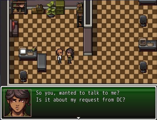 Silver Creek Falls: Chapter 2 screenshot