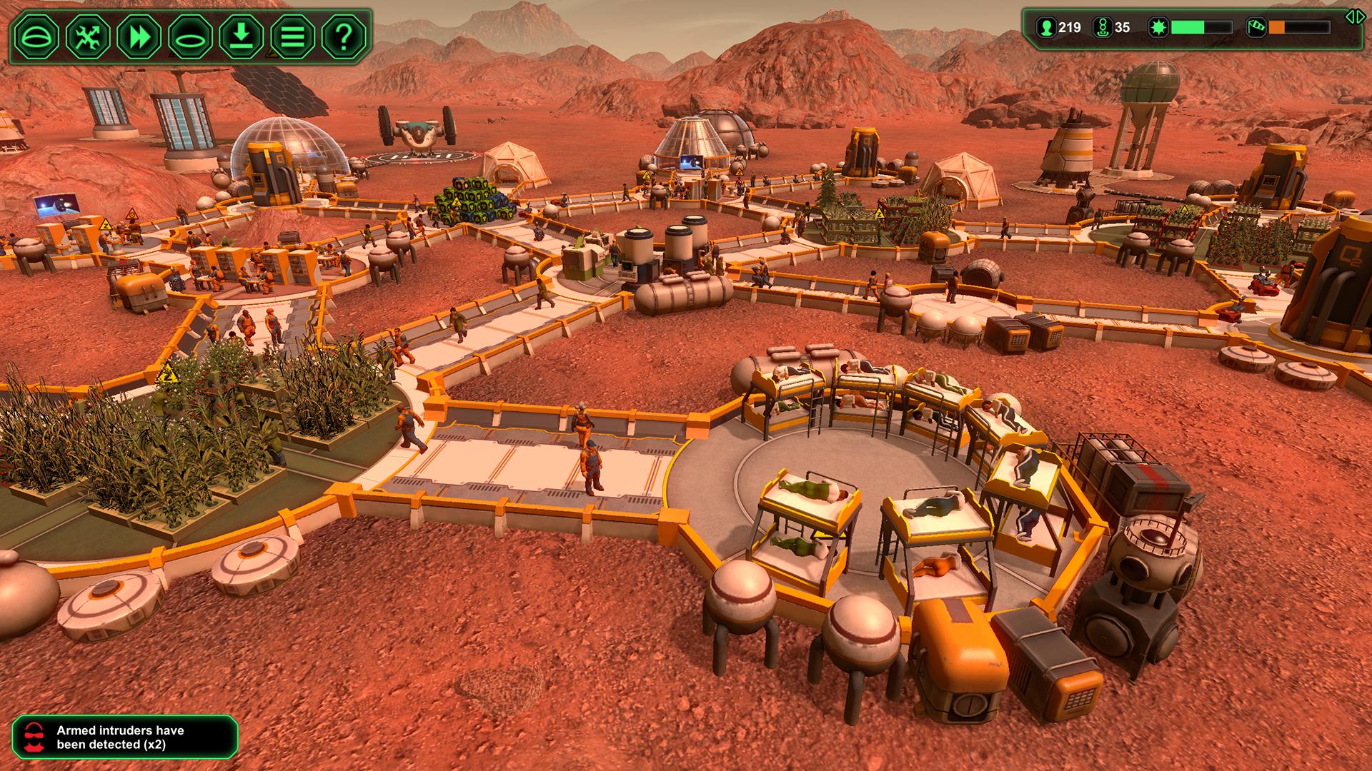 Planetbase screenshot