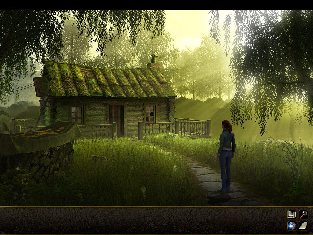 Secret Files: Tunguska screenshot