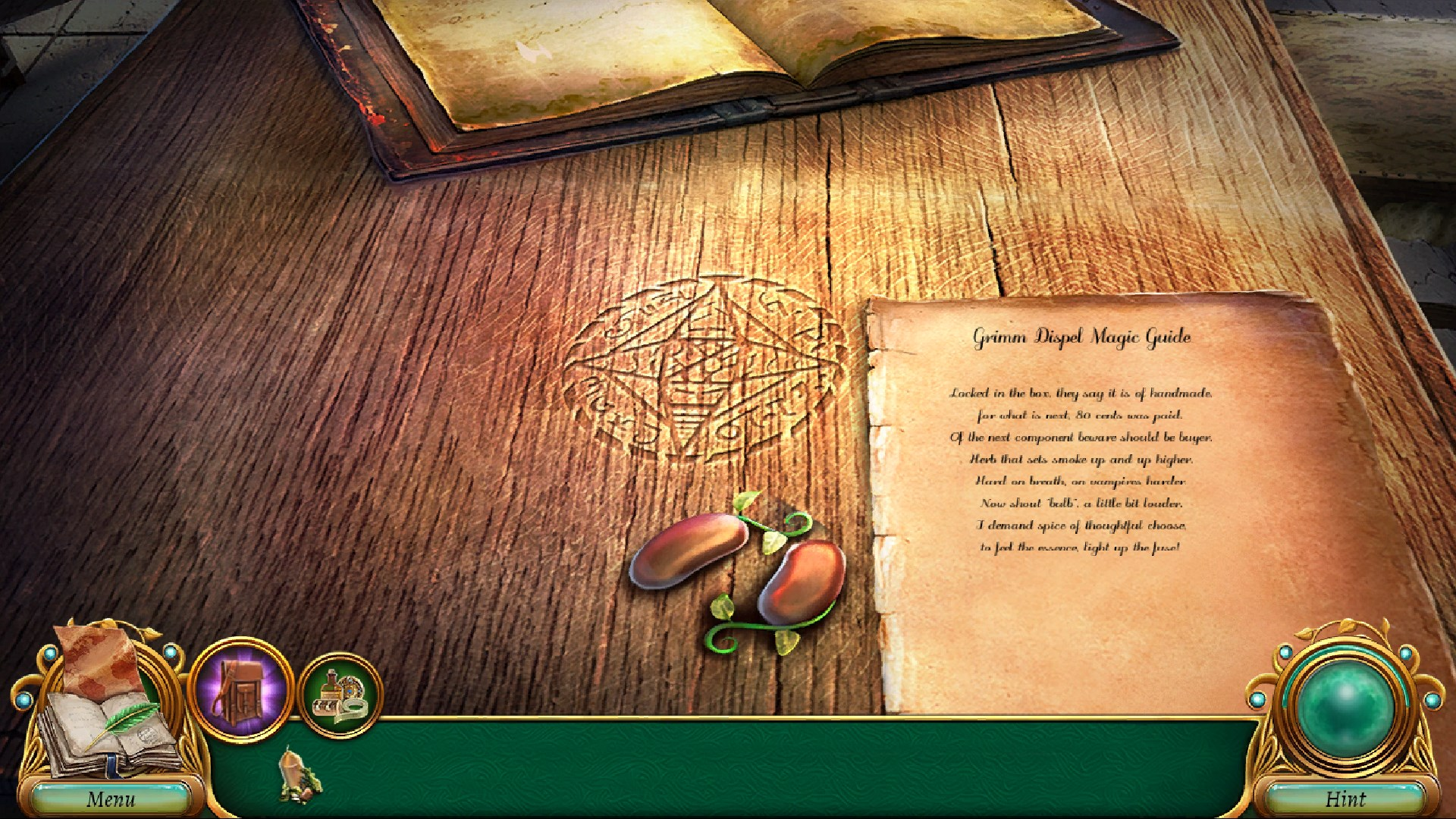Fairy Tale Mysteries 2: The Beanstalk screenshot