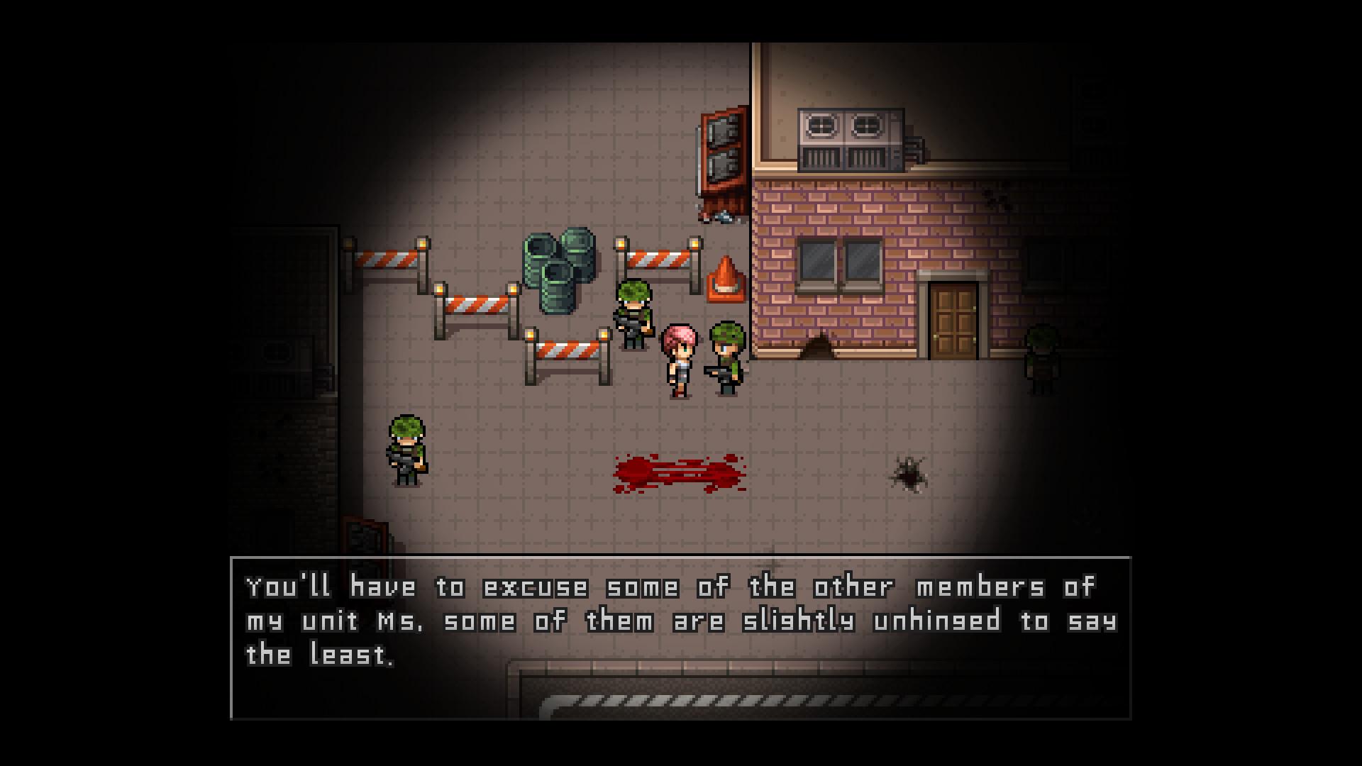 Eaten Alive screenshot