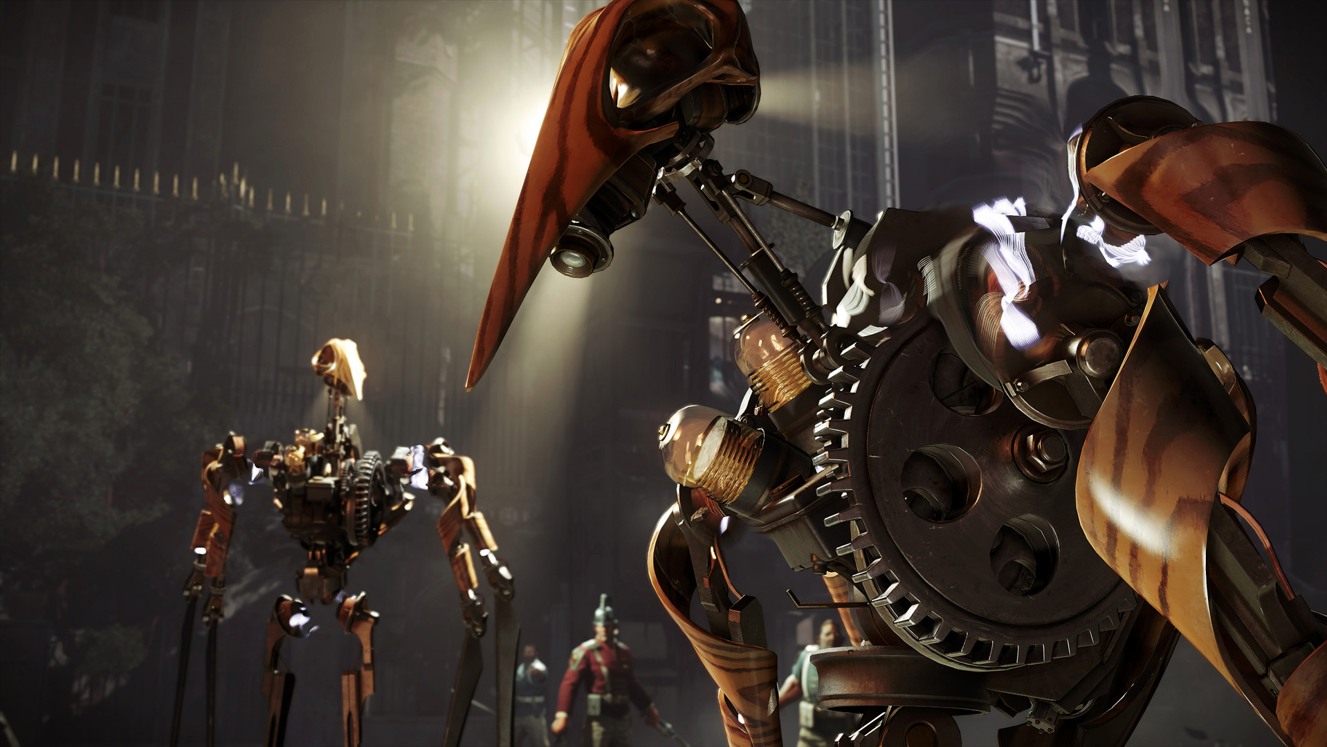 download dishonored 2 digital deluxe limited edition cracked by steampunks cpy baldman include all dlc and latest update copiapop diskokosmiko