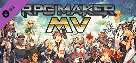 RPG Maker MV - Cover Art Characters Pack
