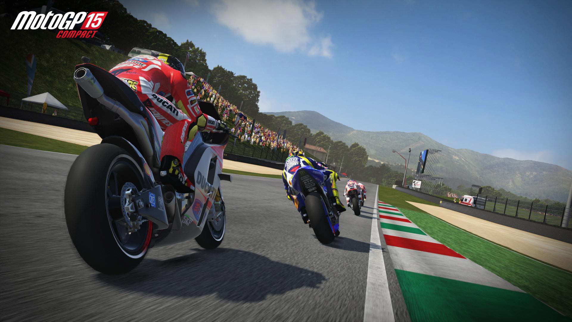 MotoGP15 Compact screenshot