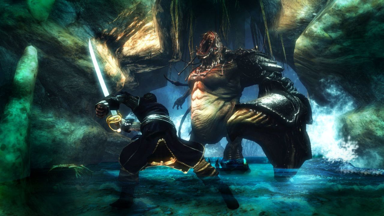 Risen 2: Dark Waters - Gold Edition screenshot 1