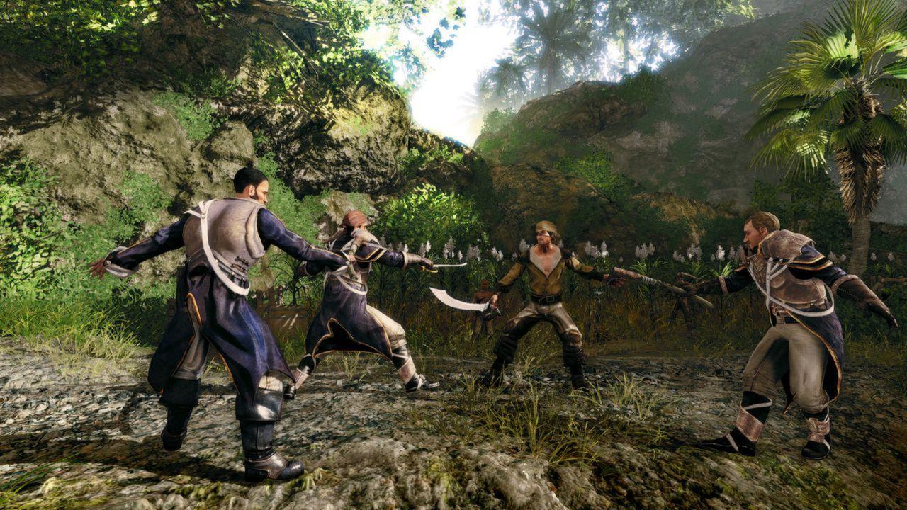 Risen 2: Dark Waters - Gold Edition screenshot 2