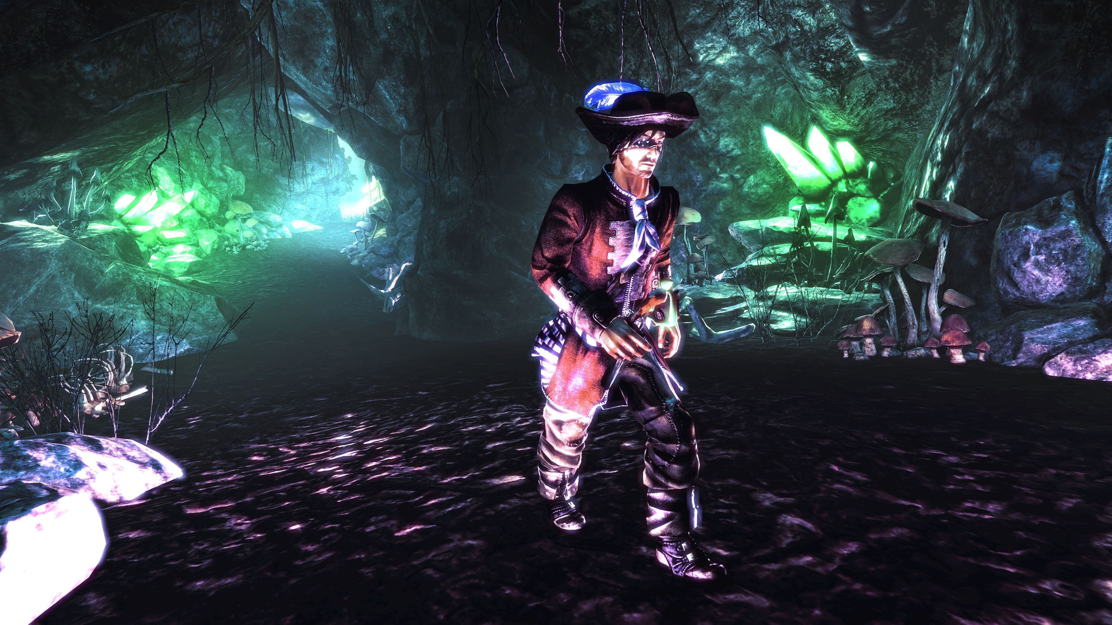 Risen 2: Dark Waters - A Pirate's Clothes DLC screenshot