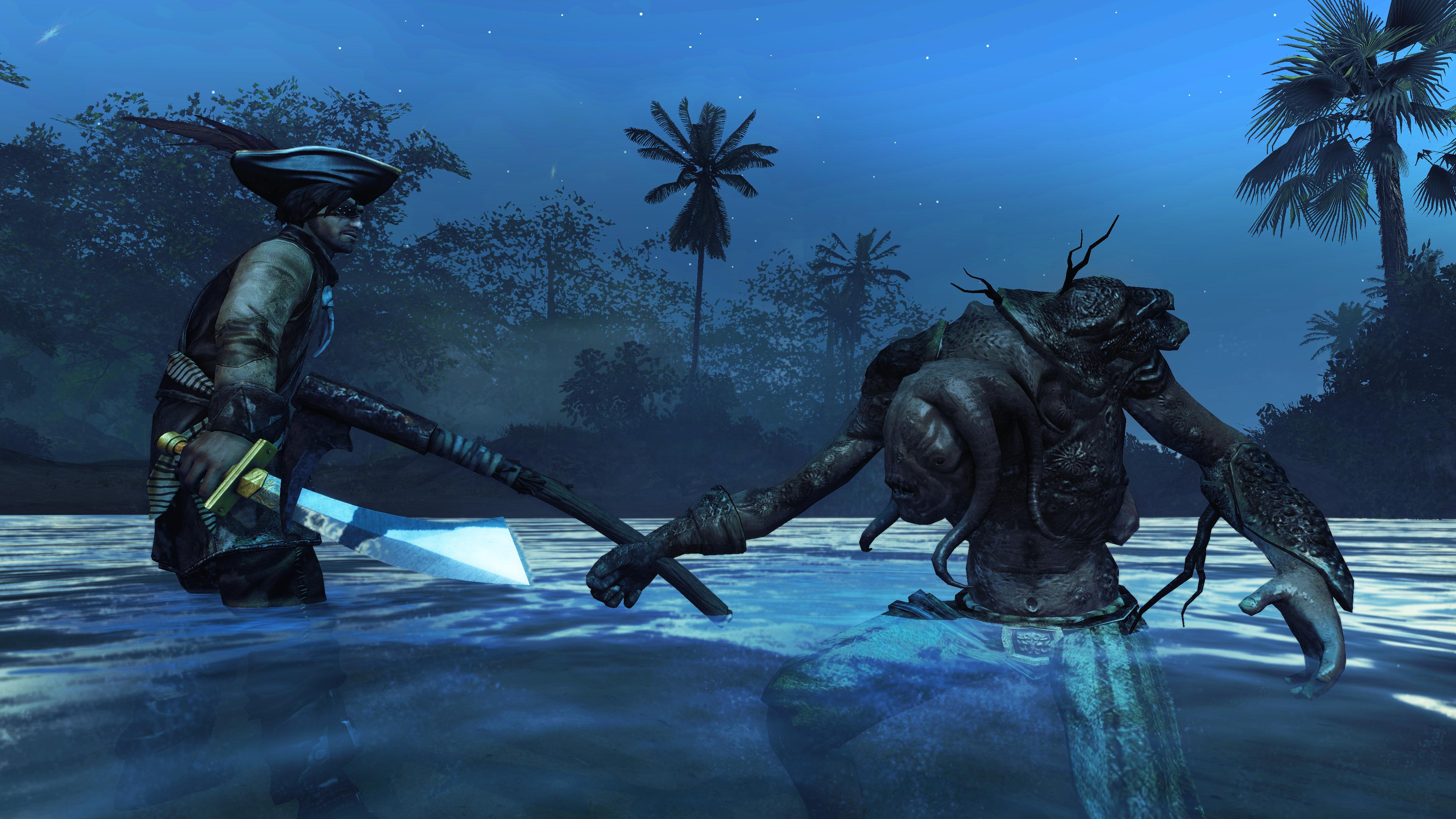 Risen 2: Dark Waters - A Pirate's Clothes DLC screenshot