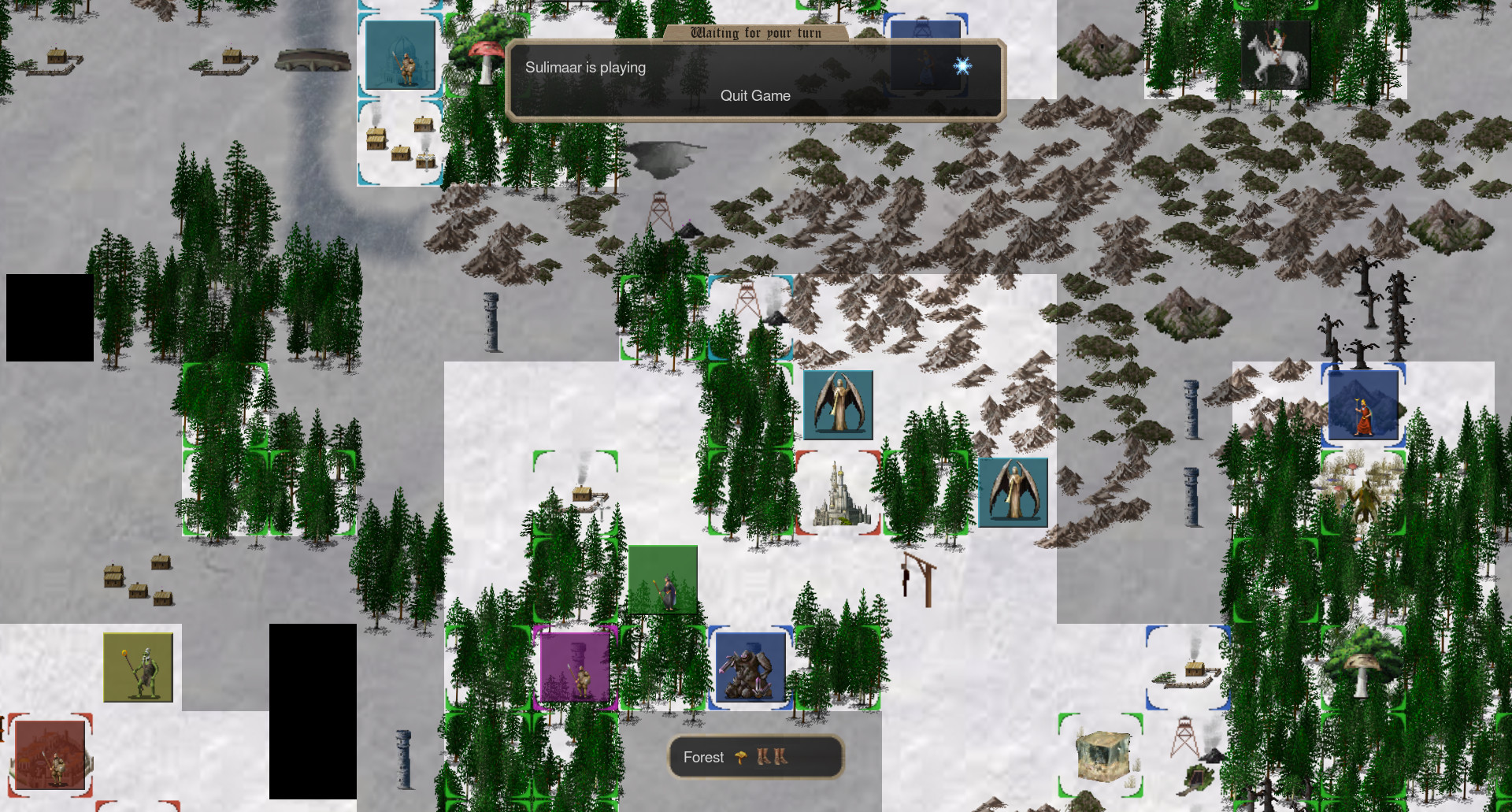 Conquest of Elysium 4 screenshot