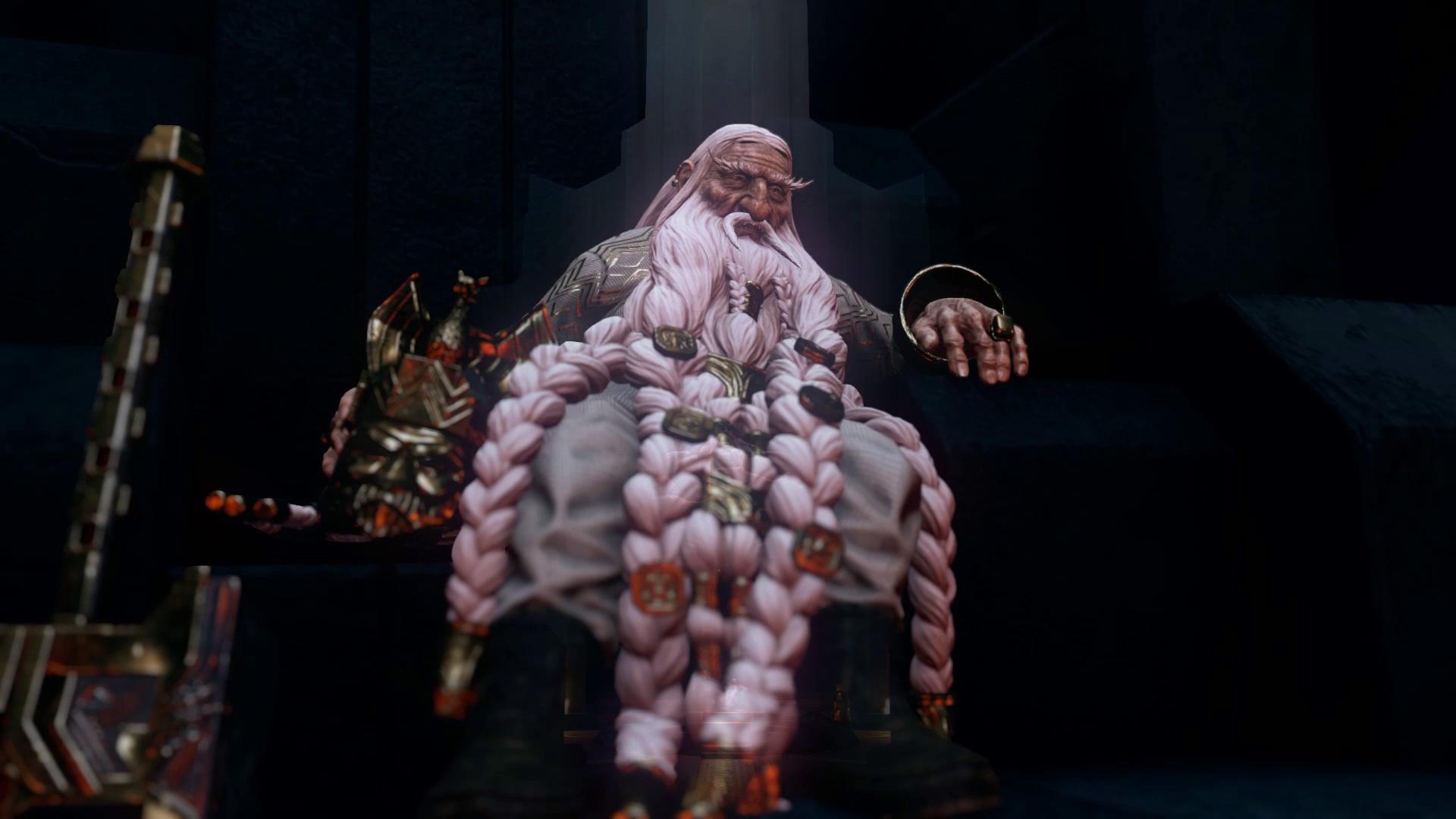 The Dwarves Beard