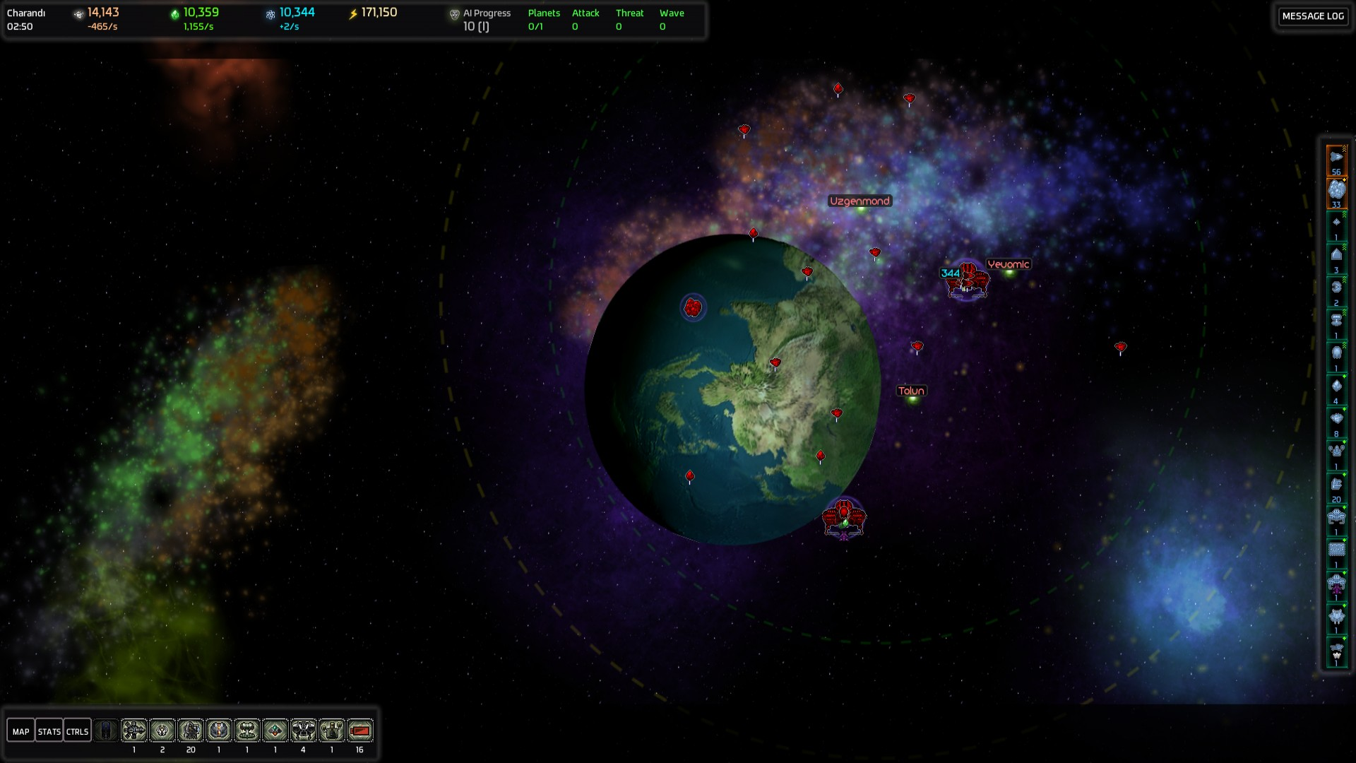 AI War: Fleet Command screenshot