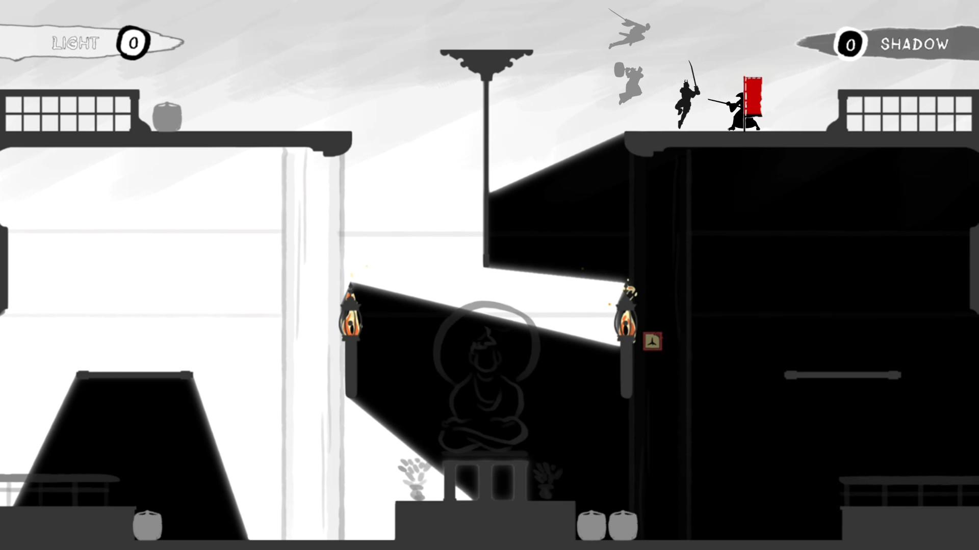 Black & White Bushido screenshot