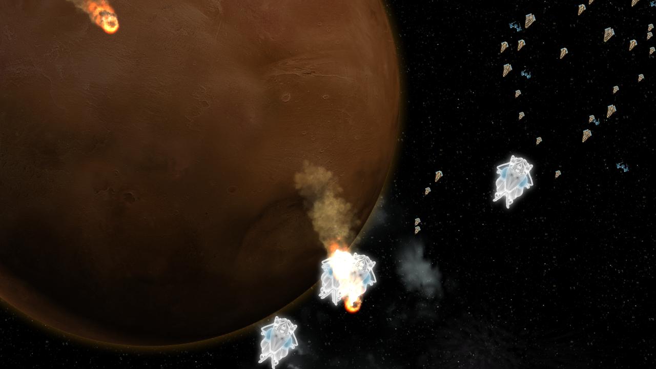 AI War: Light of the Spire screenshot