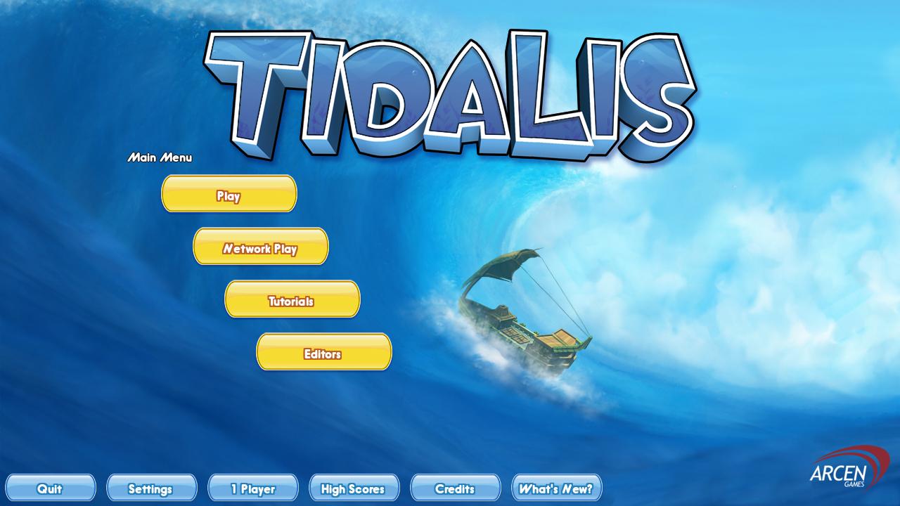 Tidalis screenshot