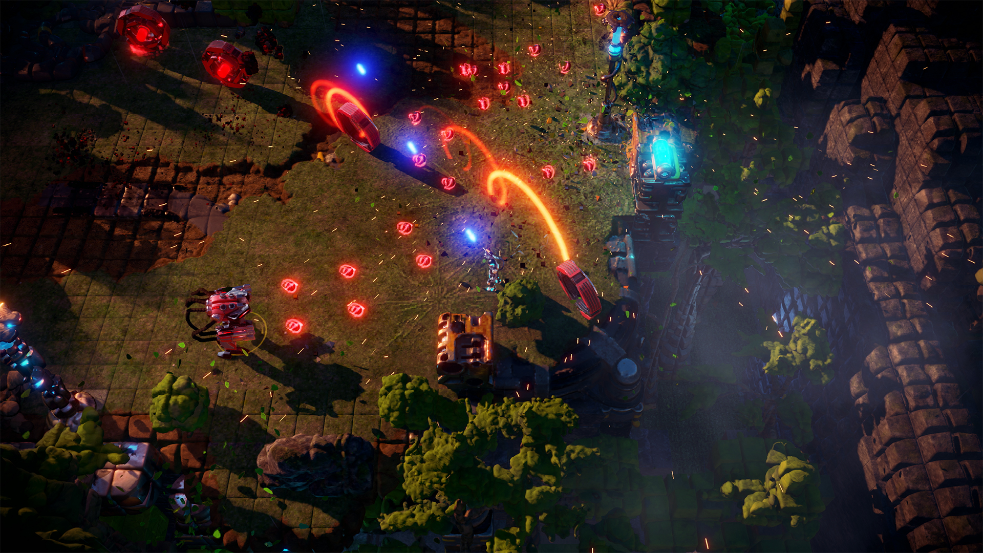 Nex Machina [GOG] [2017|Rus|Eng]