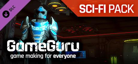 GameGuru - Sci-Fi Mission to Mars Pack