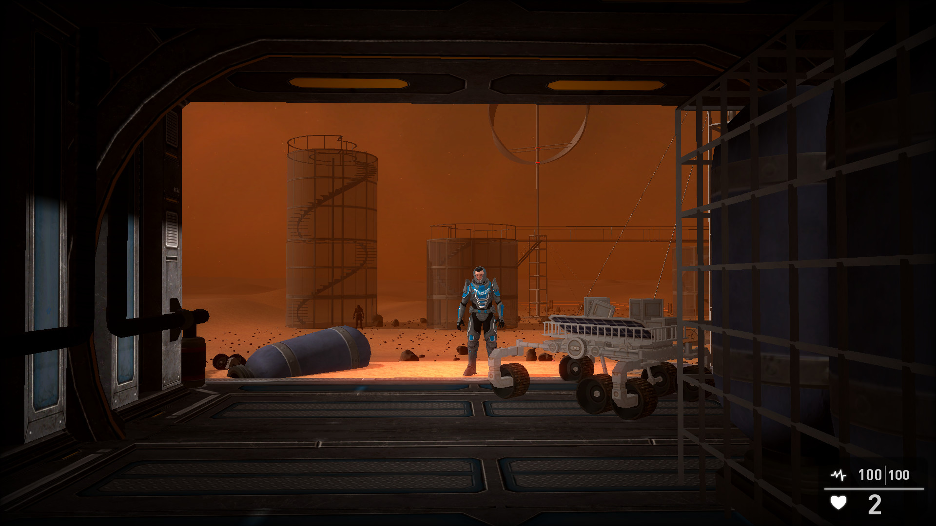 GameGuru - Sci-Fi Mission to Mars Pack screenshot