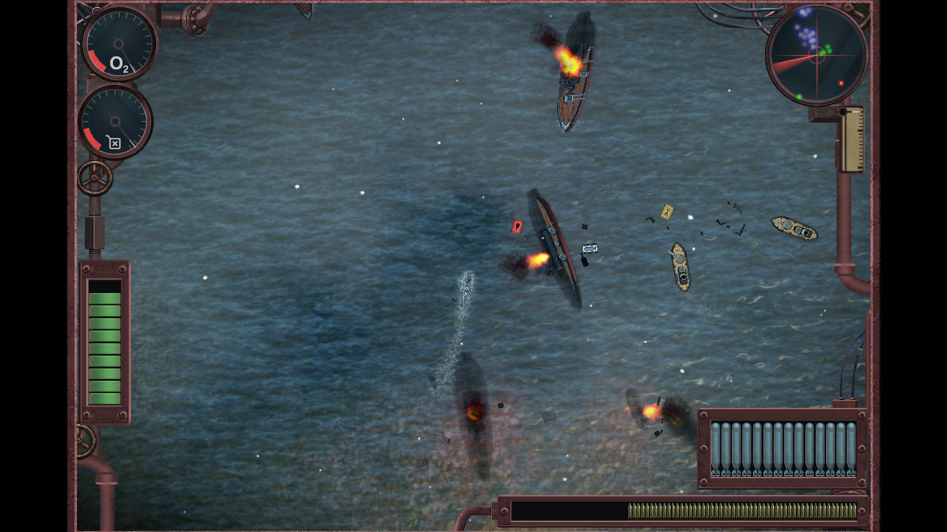 U-Boats screenshot