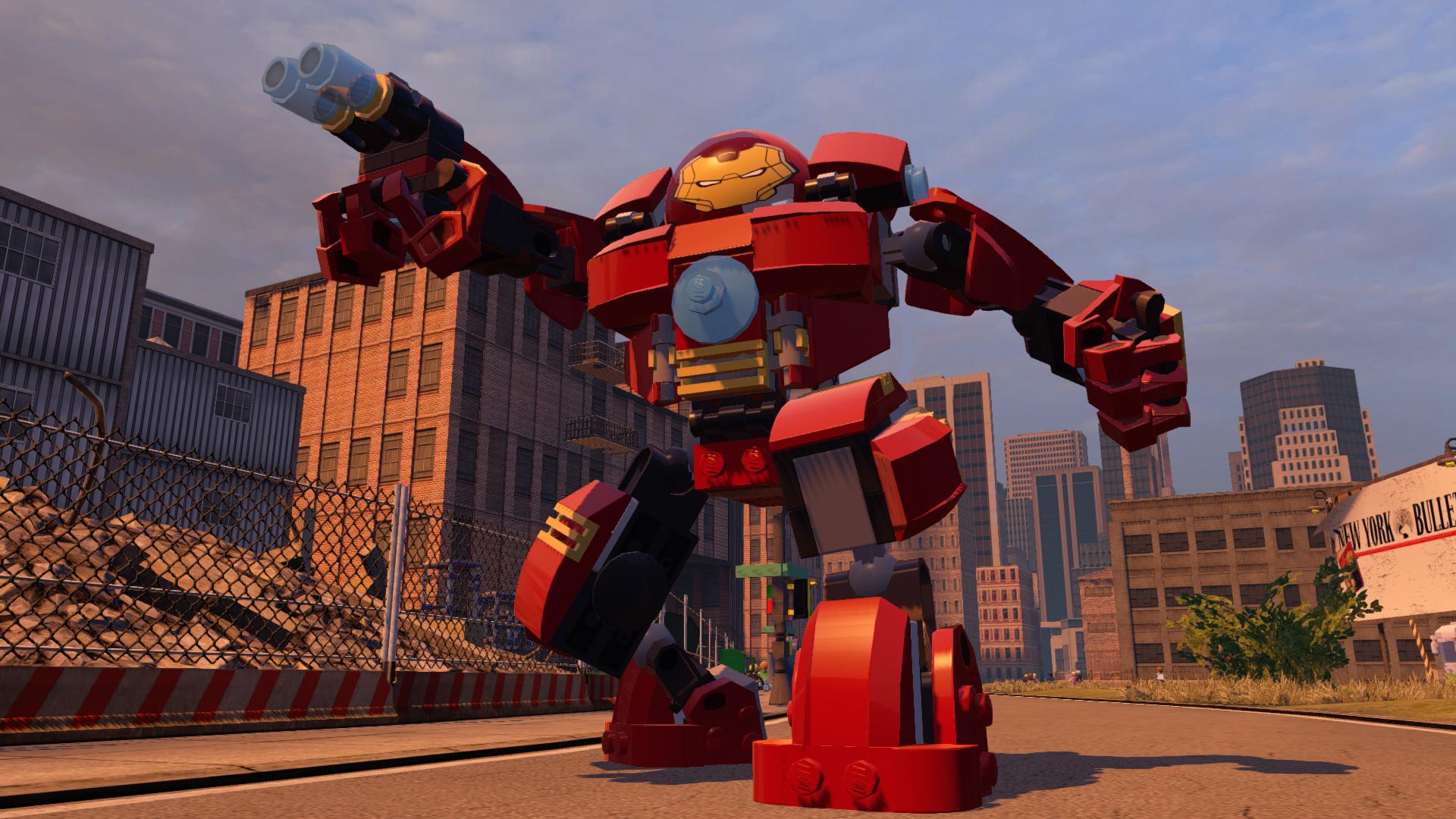 LEGO Marvels Avengers (RUS) [L]