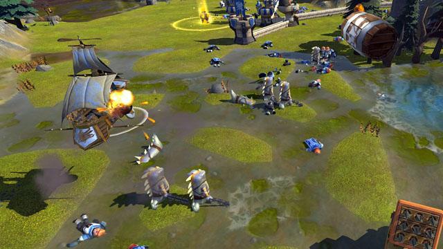 Siegecraft commander скачать торрент