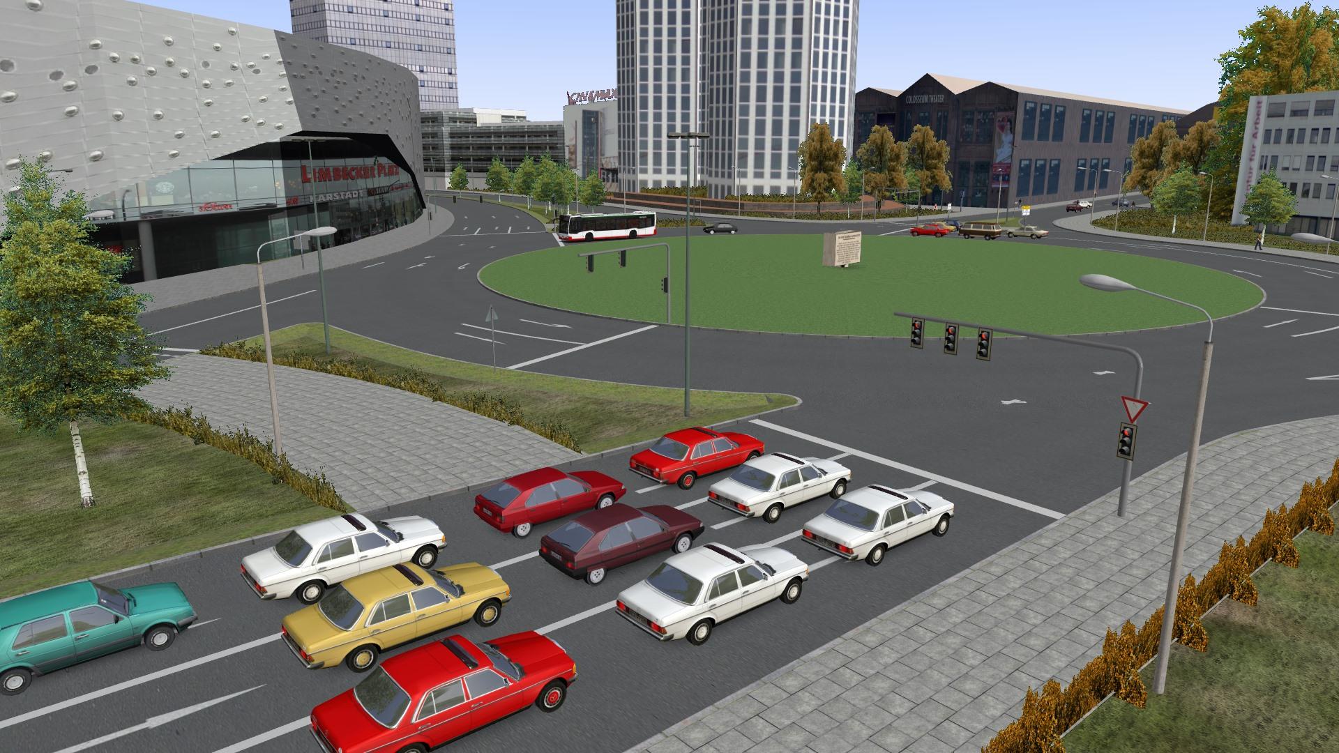 OMSI 2 Add-On Projekt Gladbeck screenshot
