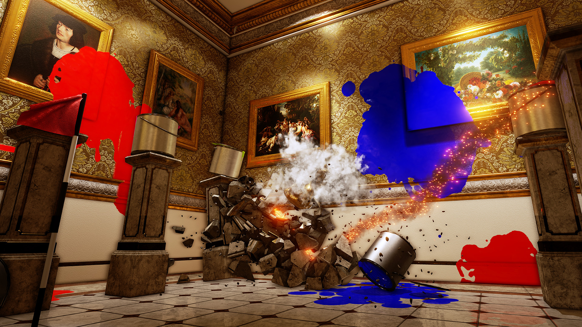 Dangerous Golf image 3