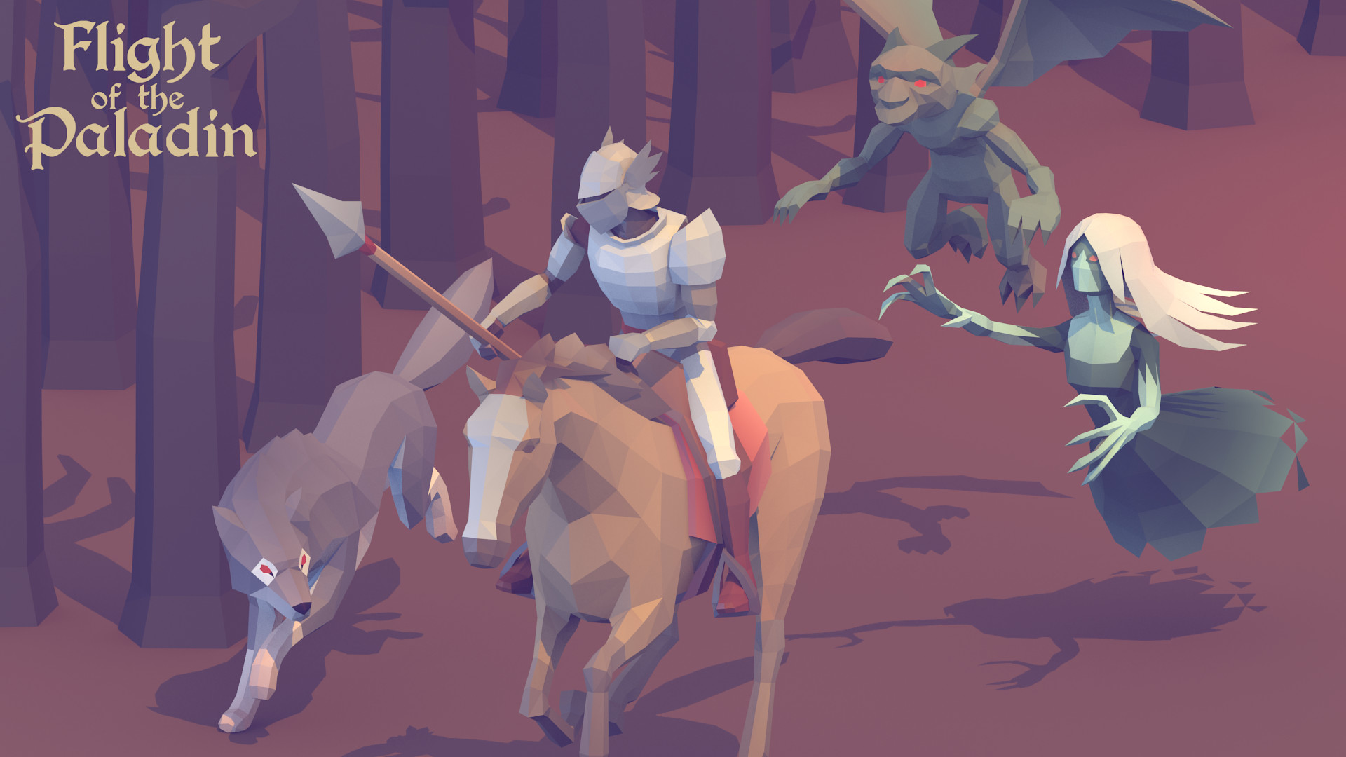 Flight of the Paladin screenshot