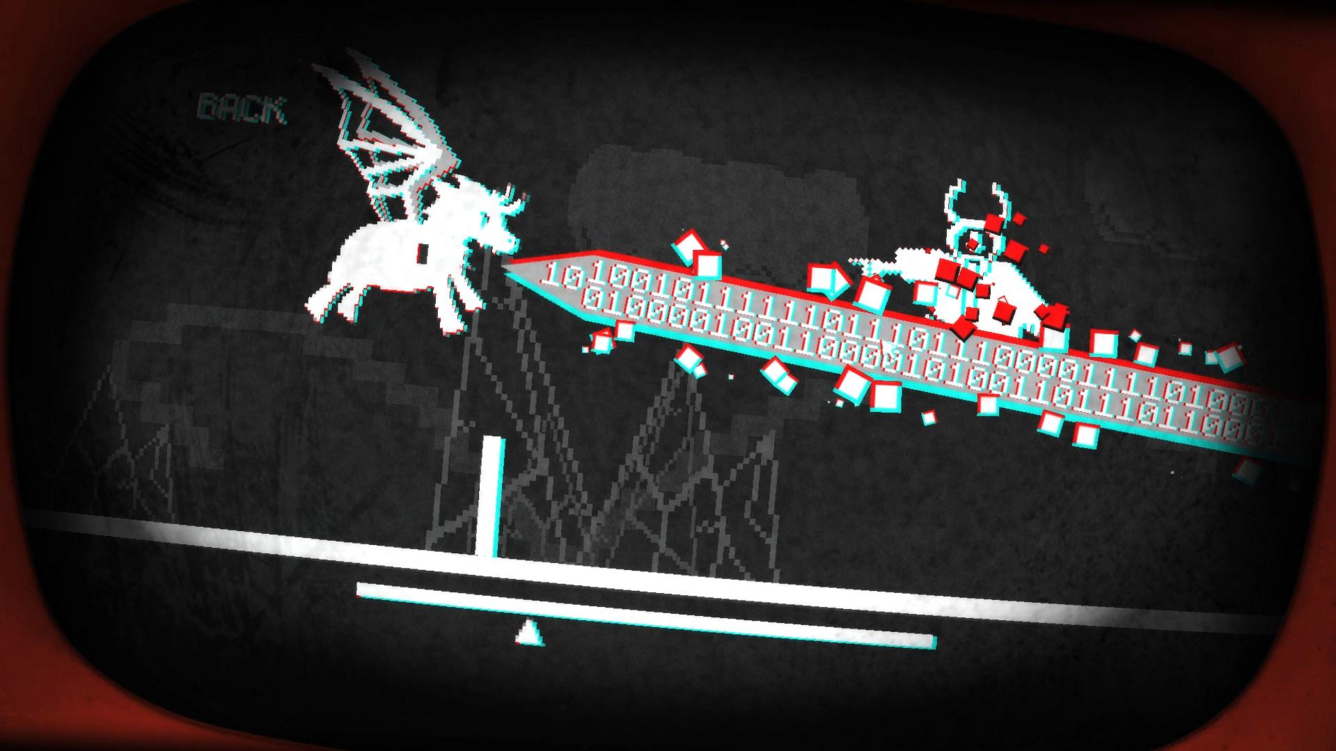 Pony Island screenshot