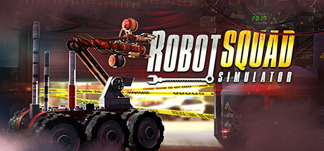 Robot Squad Simulator 2017 – PLAZA