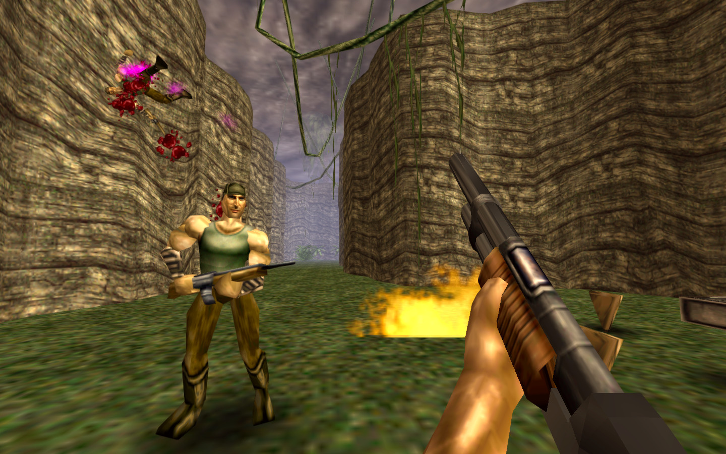 Turok Remastered screenshot 1