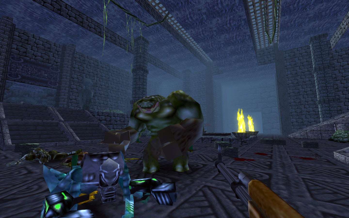 Turok Remastered screenshot 3