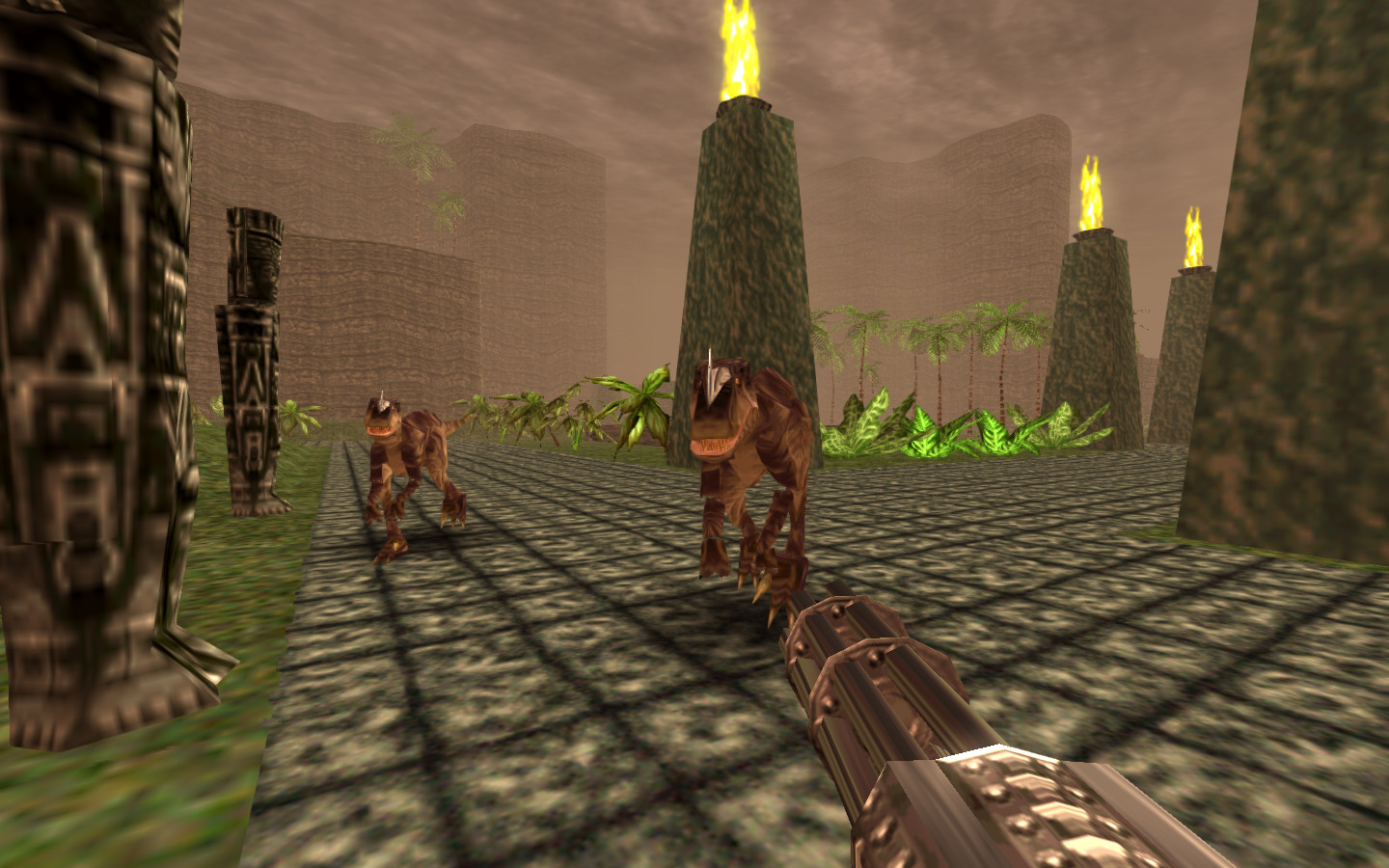 Turok Remastered screenshot 2